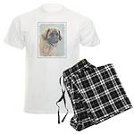 Leonberger Men's Light Pajamas