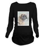 Leonberger Long Sleeve Maternity T-Shirt
