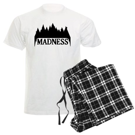 At The Mountains Of Madness Men's Light Pajamas