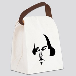 shakespeare-simple Canvas Lunch Bag