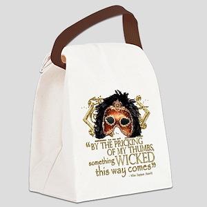 macbeth Canvas Lunch Bag