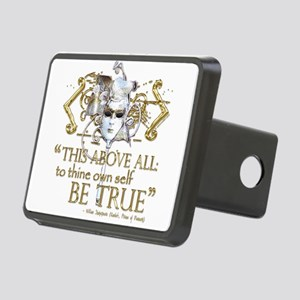 hamlet3 Rectangular Hitch Cover