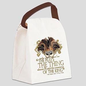 hamlet Canvas Lunch Bag