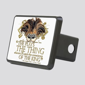 hamlet Rectangular Hitch Cover