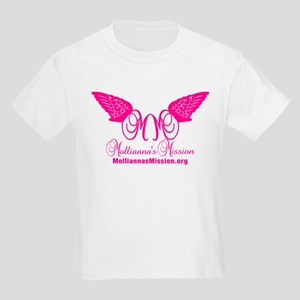 Mollianna's Mission Inc. Kids Light T-Shirt
