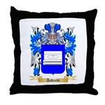 Andretti Throw Pillow