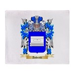 Andretti Throw Blanket