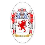 Andreu Sticker (Oval 50 pk)