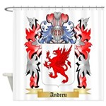 Andreu Shower Curtain