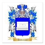 Andreucci Square Car Magnet 3