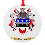 Andrewes Round Ornament