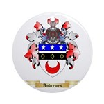 Andrewes Ornament (Round)
