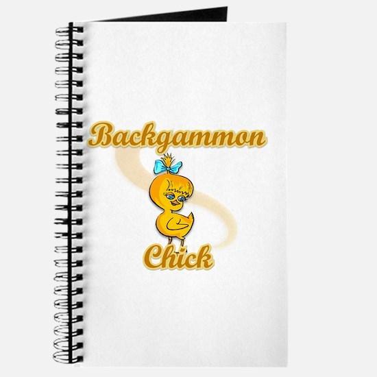 Backgammon Chick #2 Journal