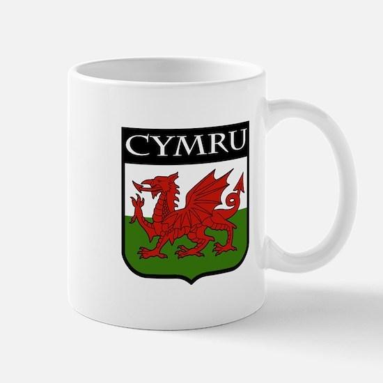 Wales Coat of Arms Mug