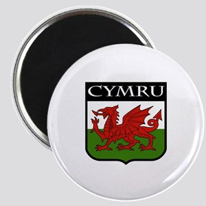 Wales Coat of Arms Magnet