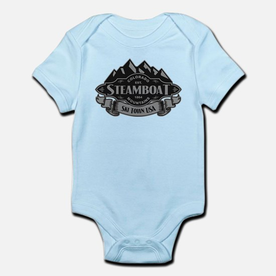Steamboat Mountain Emblem Infant Bodysuit