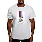 Proud to Serve Ash Grey T-Shirt