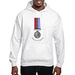 Proud to Serve Hooded Sweatshirt