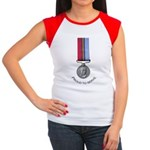 Proud to Serve Women's Cap Sleeve T-Shirt