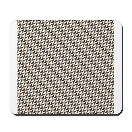 Gray Pattern Mousepad