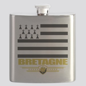 Brittany (Flag 10) Flask