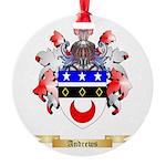 Andrews Round Ornament