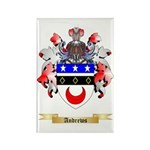 Andrews Rectangle Magnet (100 pack)