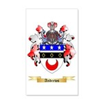 Andrews 35x21 Wall Decal