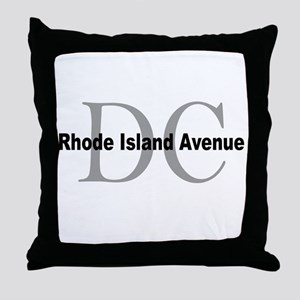 Cathedral Heights Throw Pillow