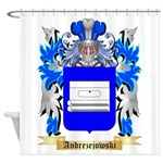 Andrezejowski Shower Curtain