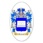 Andria Sticker (Oval)