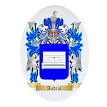 Andria Ornament (Oval)