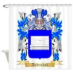 Andrichak Shower Curtain