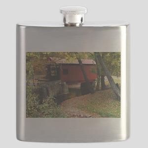 Henry 1877 Flask