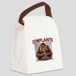 COMPLAINTS Canvas Lunch Bag