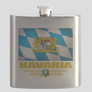 Bavaria (Flag 10) Flask