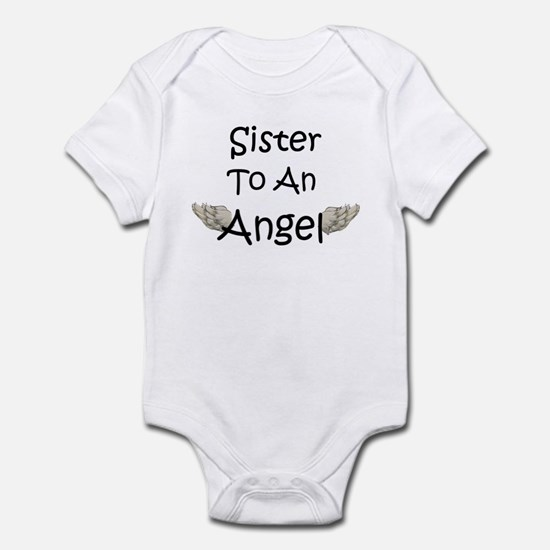 Sister to an Angel