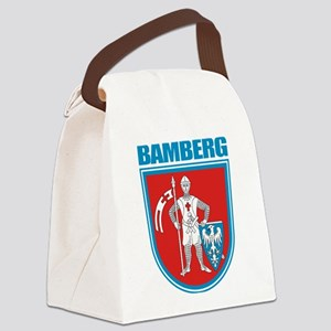 Bamberg Canvas Lunch Bag
