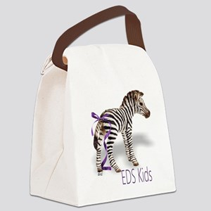 EDS Kids Square Canvas Lunch Bag