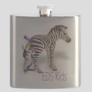 EDS Kids Square Flask