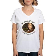Ben Franklin Tercentenary Shirt