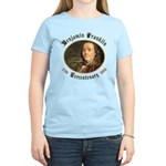 Ben Franklin Tercentenary Women's Light T-Shirt