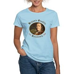 Ben Franklin Tercentenary Women's Light T-Shirt