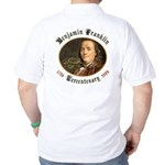 Ben Franklin Tercentenary Golf Shirt