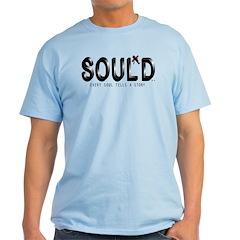 Mens SOUL'D T-Shirt (Lights)