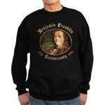 Ben Franklin Tercentenary dk Sweatshirt (dark)