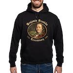 Ben Franklin Tercentenary dk Hoodie (dark)