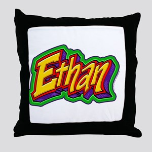 Ethan Personalized Throw Pillow