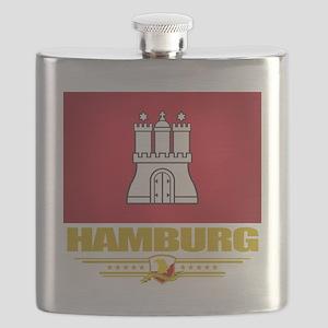 Hamburg (Flag 10) Flask