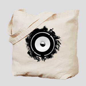 Subwoofer art Tote Bag